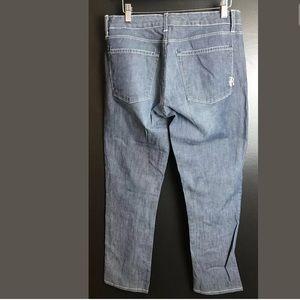 RICH & SKINNY Straight Leg Denim Jeans